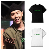 ALLKPOPER KPOP 2PM Loco T-shirt Fan Meeting Tshirt Tee Letter Fashion Tops GENTLEMEN'S GAME