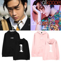 ALLKPOPER KPOP 1PUNCH ONE Cap Hoodie DEBUT TEASER Album Hoody Pullover Sweatershirt ONE DAY 2017 NEW