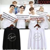 ALLKPOPER KPOP 2PM Sweater 6nights Concert Hoody Hoodie Pollover Nichkhun Casal Sweatershirt Jang WooYoung