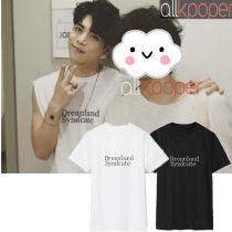ALLKPOPER KPOP SHINee Jong Hyun T-shirt Letter Tshirt 2017 Casual Tee Tops Short Sleeve