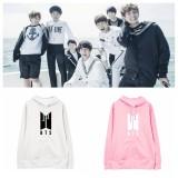ALLKPOPER KPOP BTS Cap Hoodie Bangtan Boys Hoody Pullover Sweatershirt JIMIN J-HOPE JIN V