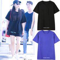 ALLKPOPER KPOP Apink Jung Eun Ji T-shirt Street Shooting Tshirt Casual Tee Tops
