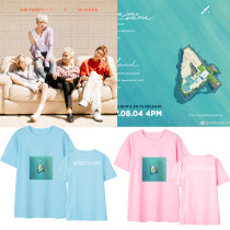 ALLKPOPER KPOP Winner Tshirt Album T-shirt Casual Tee Tops Our twenty for