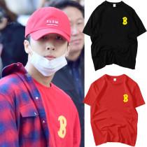 ALLKPOPER KPOP VIXX Ravi T-shirt Airport Fashion Tshirt Casual Letter Tee Tops