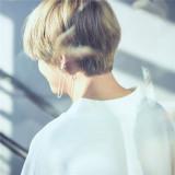 1PC KPOP BTS V Earrings Bangtan Boys V Stud Doulbe Ring Chain Earrings Fashion