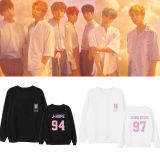 ALLKPOPER KPOP BTS Sweater Bangtan Boys JIMIN SUGA Love Yourself Sweatershirt RAP MONSTER