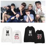 ALLKPOPER KPOP BTS Cap Hoodie Bangtan Boys Pullover Love Yourself Sweatershirt J-HOPE JIN
