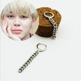 ALLKPOPER 1PC KPOP BTS Jimin Earrings Bangtan Boys Ring Chain Love Yourself Fashion