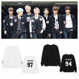 ALLKPOPER KPOP BTS Sweater Bantan Boys Hoodie Love Yourself sweatershirt V RAP MONSTER