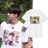 ALLKPOPER KPOP BTS Run T-shirt Bangtan Boys Tshirt JIMIN JUNG  KOOK Letter Tee V JIN Tops