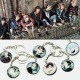ALLKPOPER KPOP BTS Keyring Bangtan Boys Key Chain WINGS Metal Jewelry Pendant V JUNG KOOK