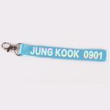 ALLKPOPER KPOP BTS Keyring JUNG KOOK Key Chain SUGA Phone Pendant J-HOPE V RAP MONSTER