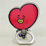 ALLKPOOPER KPOP BTS Phone Ring BT21 Bangtan Boys Cellphone Ring Love Yourself Finger Ring
