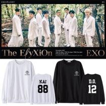 ALLKPOPER KPOP EXO Sweater The EℓyXiOn Pullover SEHUN XIUMIN Sweatershirt BAEKHYUN LAY