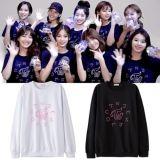 ALLKPOPER KPOP TWICE TWISTAR Concert Sweatershirt Tzuyu Hoodie Lim Na Yeon
