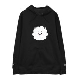 ALLKPOPER KPOP BTS BT21 Hoodie Bangtan Boys Sweater Love Yourself Casual Pullover Chimmy
