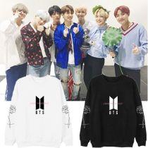 ALLKPOPER KPOP BTS Sweater Bangtan Boys Pullover Love Yourself Sweatershirt JIN V SUGA