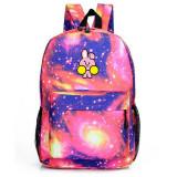 ALLKPOPER KPOP BTS BT21 Schoolbag Bangtan Boys Book Bags Love Yourself COOKY TATA Backpack