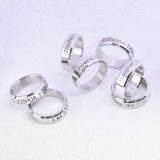 KPOP MONSTA X Ring Finger Rings for Women and Men Shownu Monsta X Accessories
