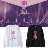 ALLKPOPER Kpop BTS Sweater Burn The Stage Jimin RM Bangtan Boys Sweatershirt V Jhope
