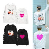 ALLKPOPER Kpop BTS JIMIN Sweatshirts SUGA J-HOPE JUNG KOOK RM Cap Hoodie Sweater