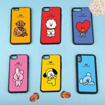 ALLKPOPER KPOP BTS Phone Case Love Yourself Answer Bangtan Boys BT21 Tempered Glass Phone Cover
