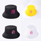 ALLKPOPER KPOP BLACKPINK Fisherman's hat Lisa Jennie Rose Jisoo Gift Hats
