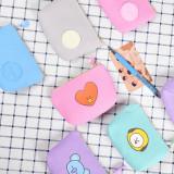 ALLKPOPER KPOP BTS Small Wallet V SUGA JIN JIMIN J-HOPE JUNG KOOK Wallet