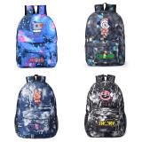 ALLKPOPER KPOP BTS Schoolbag V SUGA JIMIN J-HOPE JUNG KOOK RAP MONSTARE BT21 Backpack
