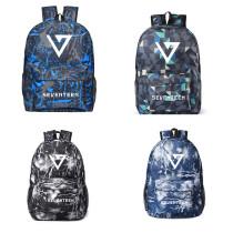 ALLKPOPER KPOP SEVENTEEN Schoolbags DK HOSHI JOSHUA MINGYU Backpack VERNON WOOZI