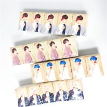 Kpop 10pcs BTS Facial tissue Bangtan Boys Mini tissues Speak Yourself SUGA V JIMIN JIN