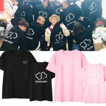 KPOP WANNA ONE T-Shirt My Moment Concert Tshirt KANG DANIEL the same style Tee shirt