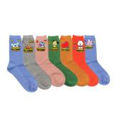 Kpop BTS Bangtan Boys Socks Cotton Socks Wool Socks New Cute Warm Long Socks Autumn And Winter