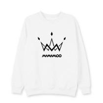 Kpop MAMAMOO Sweater Korea Popular Women's Team Round Collar Sweater Urban Fashion Casual 2019 New Cross-border Explosives