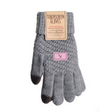 Kpop BTS Bangtan Boys Gloves Winter Warm Touch Plus Velvet Thick Knit Touch Screen Gloves