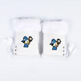 Kpop BTS Gloves Bangtan Boys Halloween With Cartoon Cartoon Warm Gloves Plush Gloves