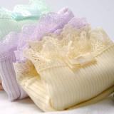 Kpop BTS Bangtan Boy Panties Women's Briefs Cute Fresh Candy Color Hips Lace Panties CHIMMY COOKY KOYA