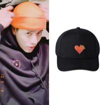 Kpop GOT7 Jackson Wang Seoul Official Same Model Hat Baseball Cap Cap Casual Sun Hat