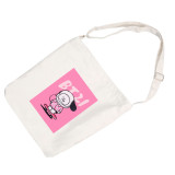 Kpop BTS Bangtan Boys Shoulder Bag New Hand Drawn Crossbody Bag Storage Bag Simple Student Handbag