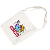 Kpop BTS Shoulder Bag Bangtan Boys Crossbody Bag New Storage Bag Simple Literature Student Handbag