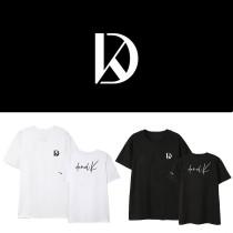 Kpop WANNA ONE T-shirt KANG DANiel Concert Short-sleeved Korean Loose T-shirt Shirt