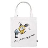 Kpop BTS Bangtan Boys Shoulder Bag Canvas Bag Korean Shopping Bag Cute Student Storage Bag