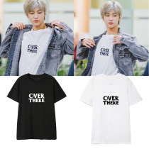 Kpop NCT DREAM T-shirt with the same short-sleeved T-shirt Korean loose bottoming shirt