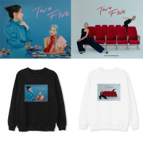 Kpop BOL4 Sweater New Album TWO FIVE Round Neck Sweater Spring and Autumn Coat