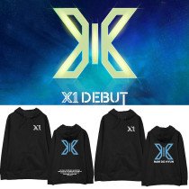 Kpop X1 Sweater Debut Album Concert with the Ssame Hooded Sweater Hoodie Loose Jacket