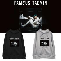 Kpop SHINee Sweatshirt TAEMIN Album FAMOUS Hoodie Sweatshirt Hoodie Jacket