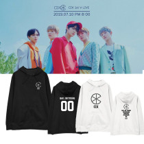 Kpop CIX Sweater Same Hooded Sweater Hoodie Coat Top BAE JIN YOUNG  BX  HYUNSUK  SEUNGHUN