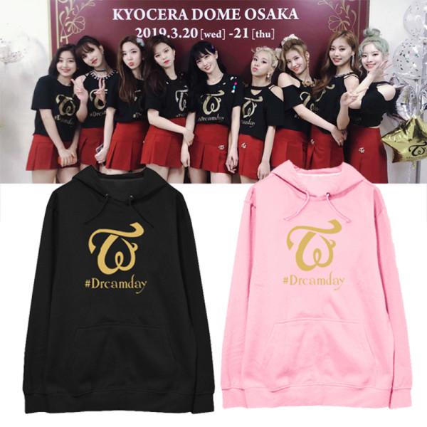 Kpop Twice Sweatshirt Dreamday Concert Same Hoodie Sweatshirt Hoodie Jacket