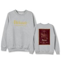 Kpop WJSN Sweater Seoul 2020 Concert 'Obliviate Around Round Neck Sweatshirt Top