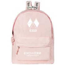 Kpop EXO Six Series BAEK HYUN CHAN YEOL Schoolbag Backpack Backpack Fresh College Style Canvas Bag